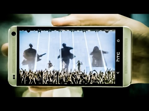 HTC Commercial for HTC BoomSound, and HTC One (2013) (Television Commercial)
