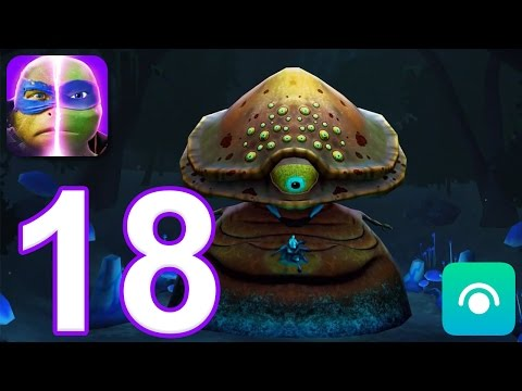 Teenage Mutant Ninja Turtles: Legends - Gameplay Walkthrough Part 18 - Chapter 4: Stages 10-12, Boss