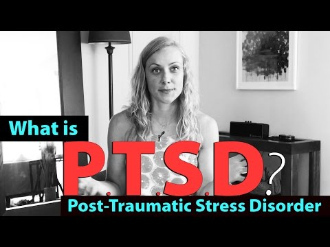 PTSD – Post-Traumatic Stress Disorder – Mental Health with Kati Morton