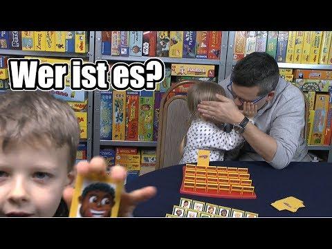 Wer ist es? (Hasbro) - ab 6 Jahre ... ein Klassiker der wohl nie langweilig wird!