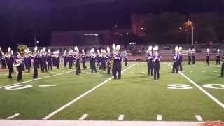 The Sands of Time | IHS 10-11-13 Homecoming Game