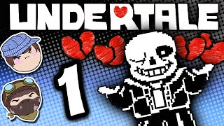 Undertale Genocide: Nothing Lives! - PART 1 - Steam Train