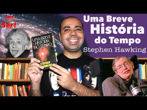 Uma Breve HistoÌria do Tempo - Stephen Hawking | Ler ou NaÌo Ser