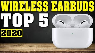 TOP 5: Best True Wireless Earbuds 2020