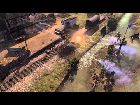 Company of Heroes 2 - The Western Front Armies Key Steam GLOBAL - video trailer