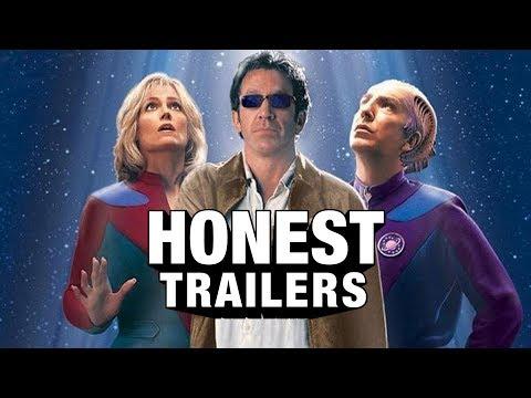 Galaxy Quest - Upřímné trailery