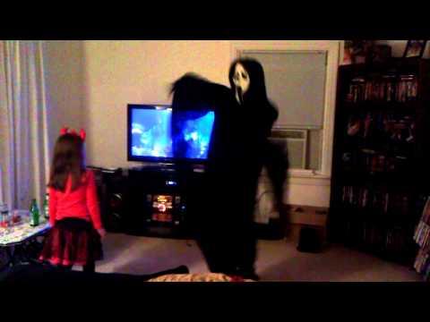 The Boogeyman dances!