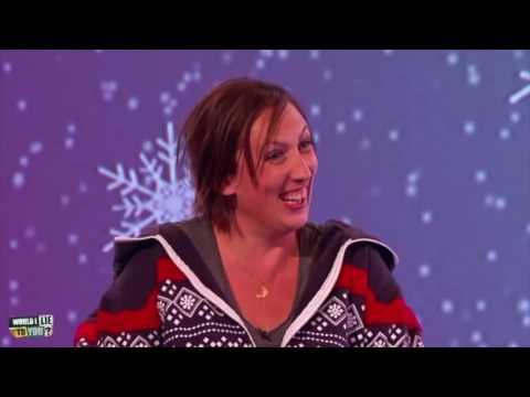 Miranda Hart a vánoční doutník