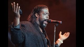 Barry White  Ive Found Someone Live Version