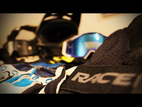 SAFETY FIRST das Downhill Equipment | Felix´s Welt