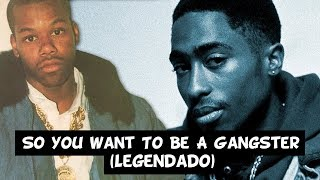 Too $hort - So You Want To Be A Gangster [Legendado]