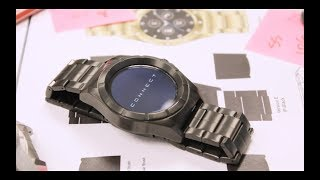 a7a94f707 relógio masculino smartwatch bluetooth technos srac4p connect preto ...