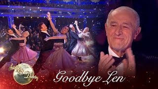 Len's Last Dance to 'May Each Day' by Andy Williams - Strictly Come Dancing 2016 Final