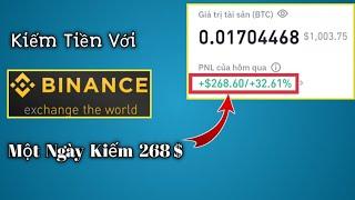 BINANCE - Đăng Ký, KYC Tài Khoản Và Cách Kiếm Tiền Trên Sàn | Cryptocurrency Exchange | TÚ MMO