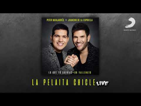 La Pelaita Chicle En Vivo (cover... Peter Manjarrés