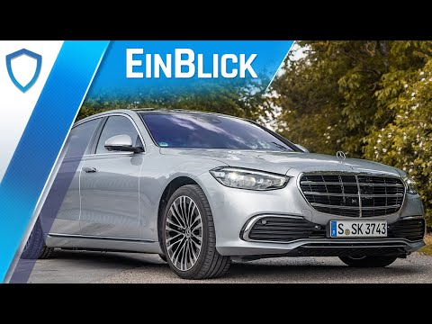 Mercedes-Benz S500 L 4MATIC (2021) - Noch immer DAS Auto? Das Phänomen S-Klasse!