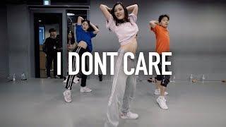I Don't Care   Ed Sheeran & Justin Bieber  Ara Cho Choreography