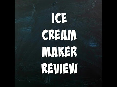 Ice cream sandwich maker review