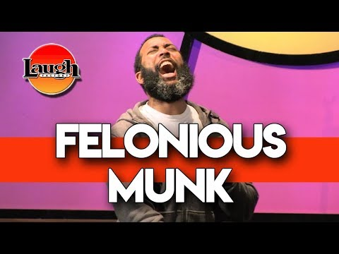 Felonious Munk    Selling Crack   Laugh Factory Chicago Stand Up Comedy