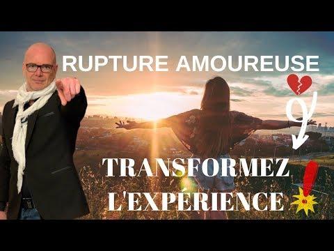 Transformer une rupture amoureuse en expérience positive
