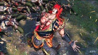 Warriors Orochi 4 - Shuten Doji Gameplay (PS4 HD) [1080p60FPS]