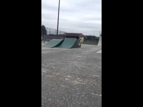 Parma skate park
