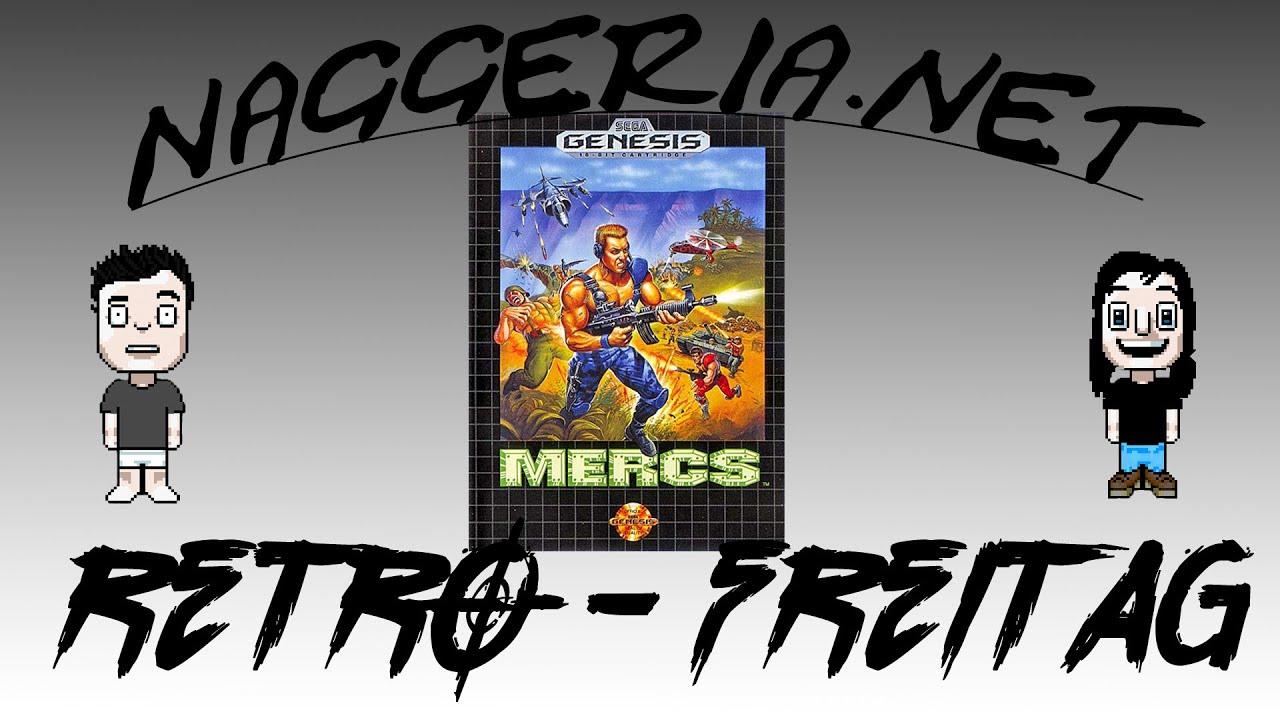[Retro-Freitag] Mercs (Arcade)
