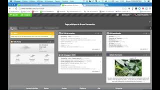 Veiller sur le web avec Netvibes