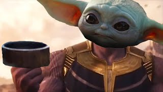 BABY YODA (FROZEN 2 Into the Unknown Star Wars Parody)