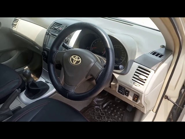 Toyota Corolla GLi 1.3 VVTi 2009 for Sale in Gujranwala