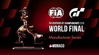 [English] FIA GT Championships 2018 | Manufacturers Series | World Finals | Final