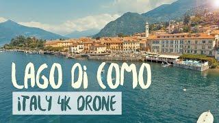Italy - Lake Como (Lago di Como) | 4K Drone