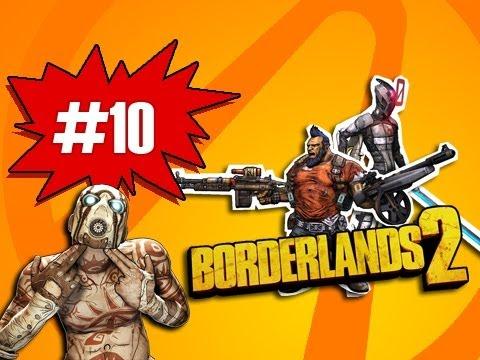 Borderlands 2 Coop - Acha & Zolid - Episodio 10 - YESU