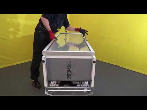 How-to: Türanschlag bei einem Kühlschrank wechseln