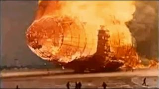 The Hindenburg Disaster 1937 Deadly Explosion