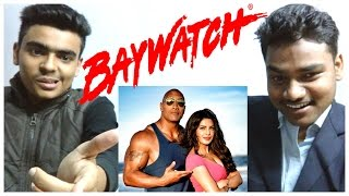 BaywatchInternational Trailer REACTION & REVIEW  Official Trailer  2017  TurFur Brothes ✔
