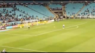 Últimos Dois Pênaltis, Grêmio Classificado! Grêmio 0(4) X (3)1 Atlético-PR - Copa Do Brasil 2016