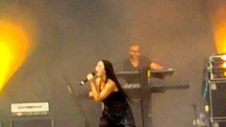 Tarja Turunen - Dark star / Saimaa Open Air 2011 Live
