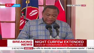 President Uhuru: My administration shall activate SMEs to manufacture medical equipment