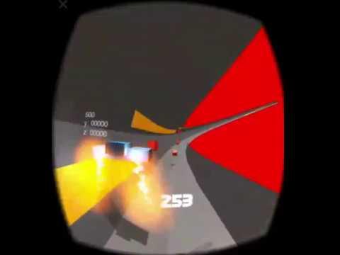 Parsec (VR canyon run rhythm + dodge) prototype - Make Games