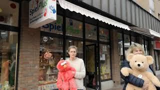 Wie ein Spielzeugladen und eine Fleischerei in der Corona-Krise zueinander gefunden haben