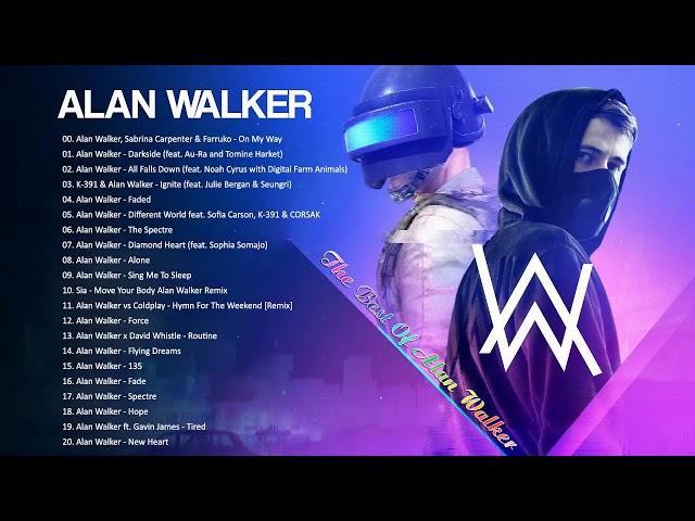 BEST OF ALAN WALKER 2020 - aLaN WaLkEr gReAtEsT HiTs 2020- ToP 20 oF AlAn wAlKeR