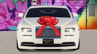 Rich Mafia Boss Gifts Me A Free Rolls Royce! (GTA RP)