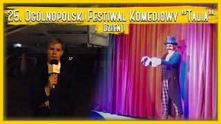"""25. Ogólnopolski Festiwal Komediowy """"Talia""""- czas start!"""