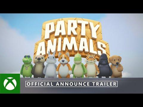 Party Animals - Official Console Announce Trailer - Xbox & Bethesda Games Showcase 2021 de Party Animals