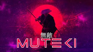 MUTEKI 無敵  ☯ Japanese Trap & Hip-Hop Beats ☯