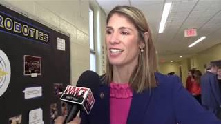 Congresswoman Lori Trahan visits Marlborough