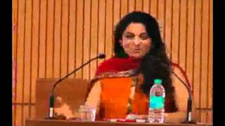 Juhi Chawla- Cell Tower/ Cell Phone Radiation Workshop, IIT Bombay