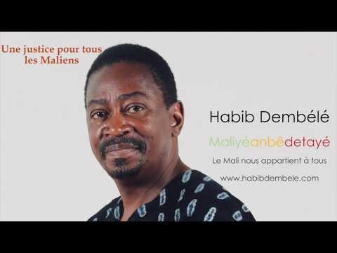 Habib Dembélé parle de la justice pour tous les Maliens