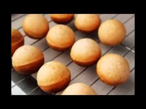 Video vanilla cake pop recipe